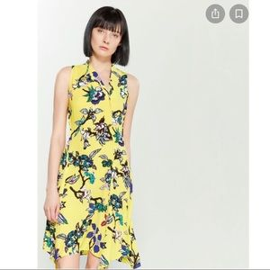 Diane Von Furstenberg Asymmetrical Carmen Dress